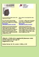 «RELACIÓ» I «COBLES DE LA CONQUISTA DELS FRANSESOS»: TEXTOS ANÒNIMS ALGUERESOS DEL SEGLE XV