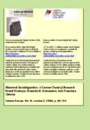 HISTORICAL SOCIOLINGUISTICS: A CURRENT TREND OF RESEARCH