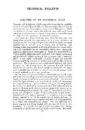 TECHNICAL BULLETIN: SHELVING OF AN ALUMINIUM ALLOY