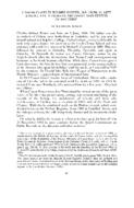 CANON CHARLES WILMER FOSTER, MA, HON. D. LITT (OXON), FSA: A PIONEER ARCHIVIST AND EDITOR OF RECORDS
