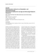 Quartär Internationales Jahrbuch zur Eiszeitalter- und Steinzeitforschung/International Yearbook for Ice Age and Stone Age Research Volume 55