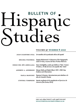 Volume 97 (2020), Issue 8