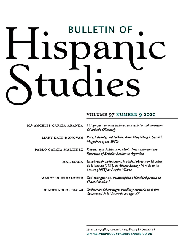 Volume 97 (2020), Issue 9