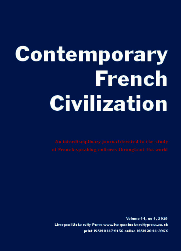 Volume 44 (2019), Issue 4