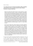 """""""Les images de nous en temps de tempête"""": affect et habitus émotionnel de l'homo revendicus dans les films d'Olivier Ducastel et Jacques Martineau"""