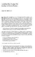 Aodh Buí Mac Cruitín: File Gaeilge in Arm na Fraince