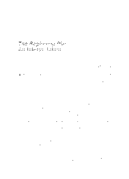 The Beginning Place: An Interpretation