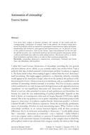 Antinomies of citizenship