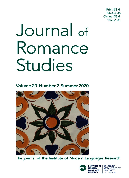 Volume 20 (2020), Issue 2