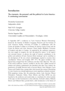 The cinematic, the personal, and the political in Latin America: A continuing conversation