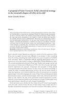 A proposal of Saint Teresa de Ávila's rhetorical strategy in the twentieth chapter of Libro de la vida