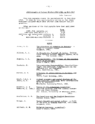 Bibliography of Labour History Mid-1962 to Mid-1963
