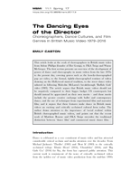 The Dancing Eyes of the Director