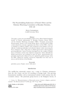 The Peacebuilding Endeavours of Daniel Oliver and the Palestine Watching Committee in Mandate Palestine, 1930-48