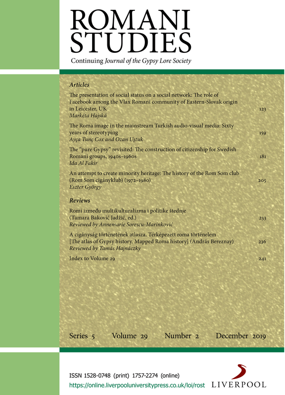 Volume 29 (2019), Issue 2