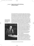 Rupert Gunnis and his Dictionary of British Sculptors