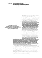Laurens and Matisse: the language of metamorphosis