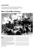 Marx's Civil War in France