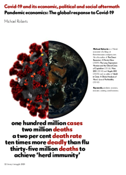 Pandemic economics: The global response to Covid-19