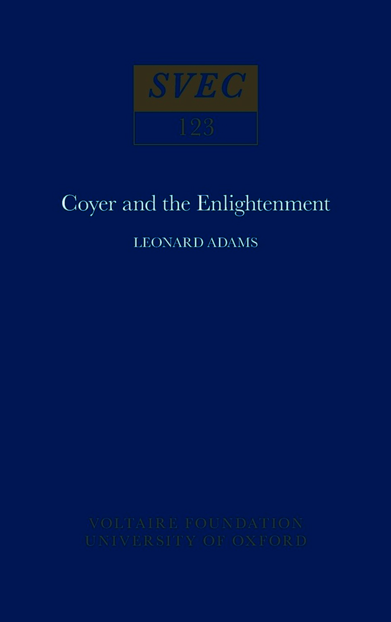 Coyer and the Enlightenment