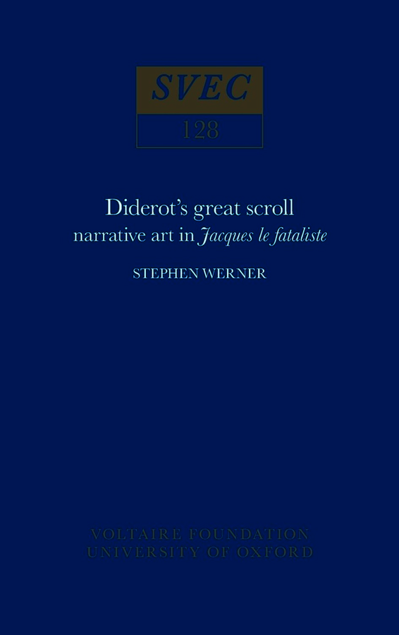 Diderot's Great Scroll