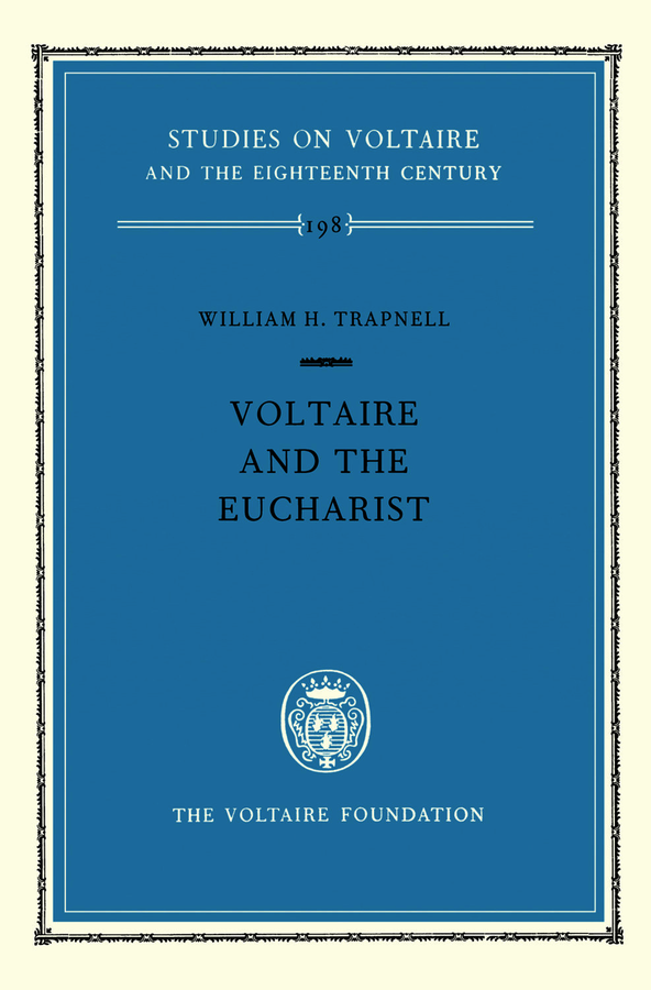 Voltaire and the Eucharist