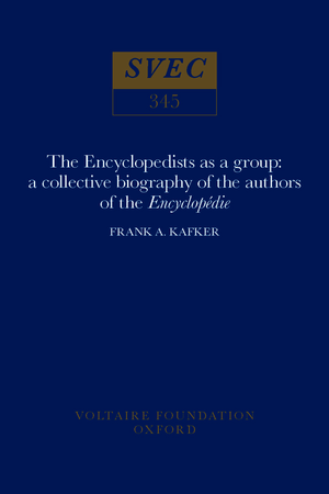 The Encyclopedists as a Group