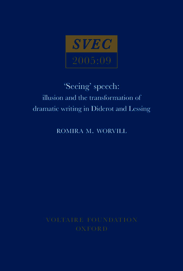 Seeing Speech