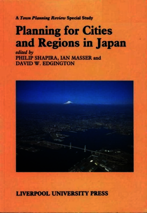 Planning for Cities and Regions in Japan
