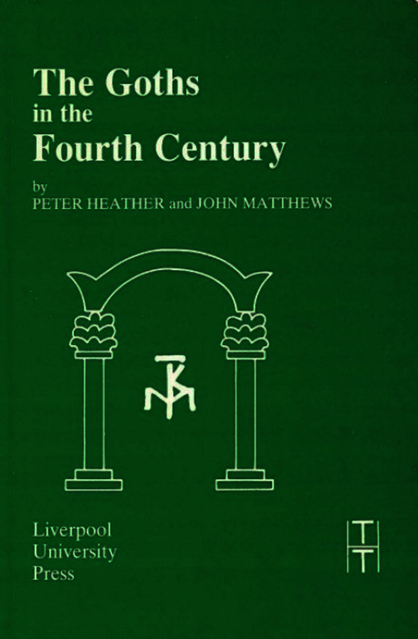 The Goths in the Fourth Century