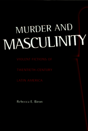 Murder and Masculinity