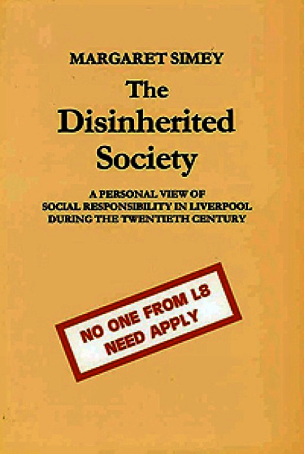 The Disinherited Society