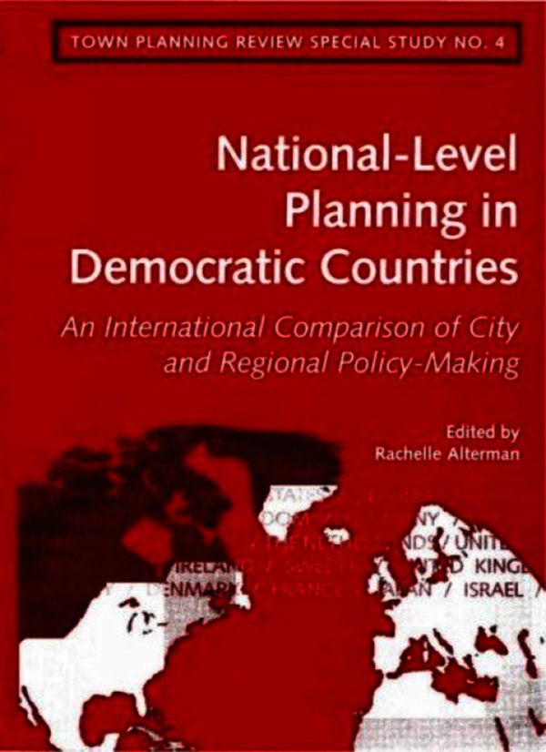 National-Level Spatial Planning in Democratic Countries