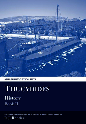 Thucydides History Book II