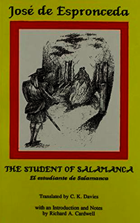 Jose de Espronceda: The Student of Salamanca