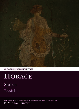 Horace: Satires Book I