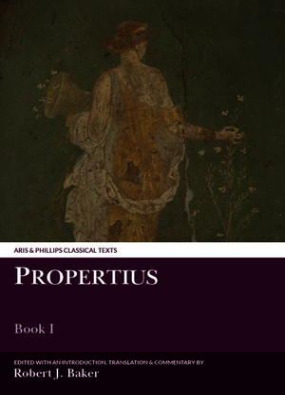Propertius: Book I