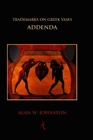 Trademarks on Greek Vases Addenda