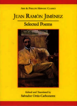 Juan Ramon Jimenez: Selected Poems (Poesias escogidas)