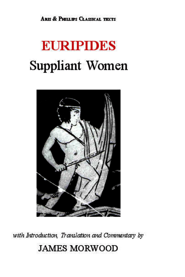 Euripides: Suppliant Women