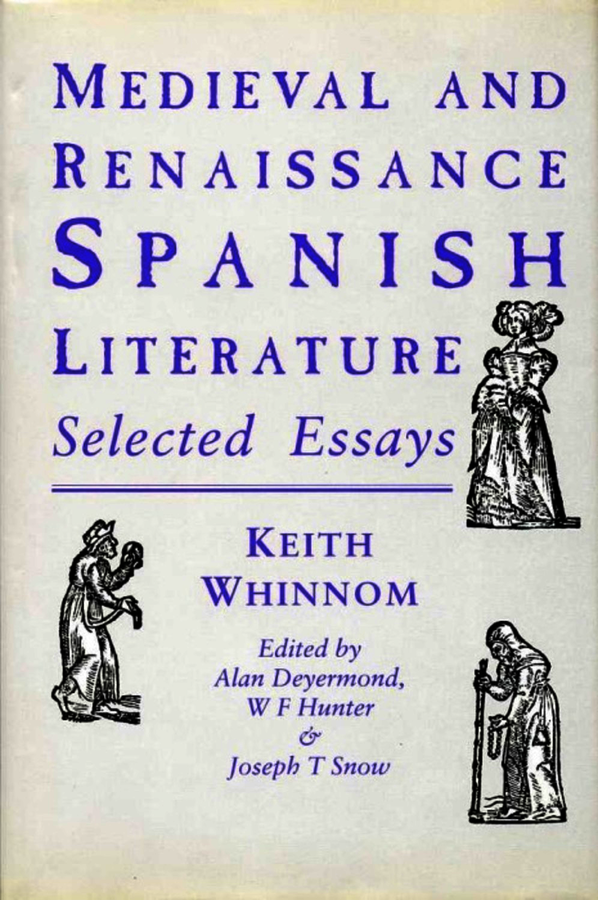 Medieval and Renaissance Spanish Literature