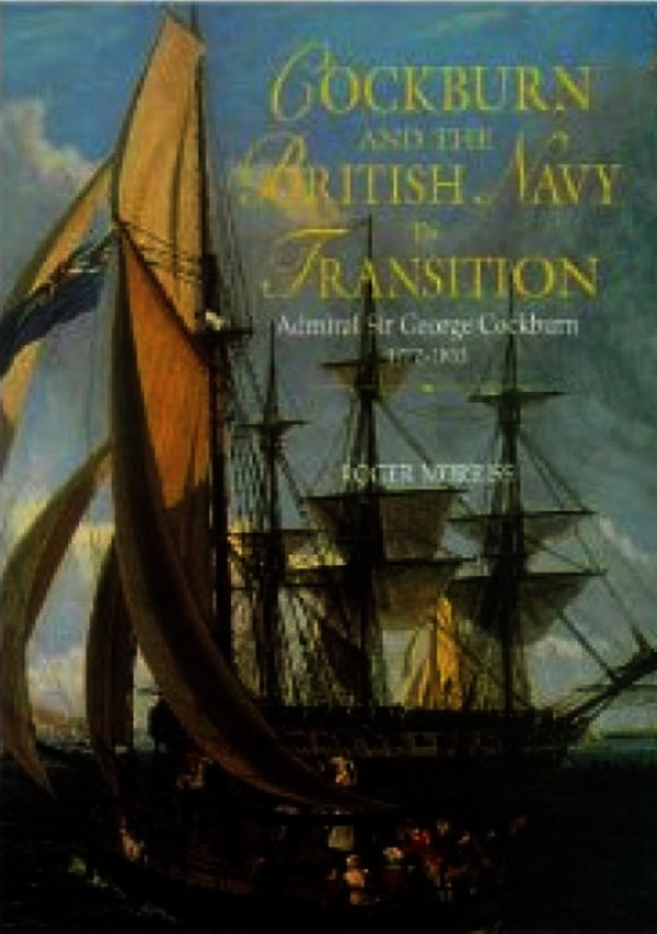Cockburn and the British Navy in Transition
