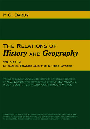 The Relations of History and Geography