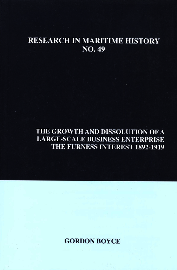 The Growth and Dissolution of a Large- Scale Business Enterprise