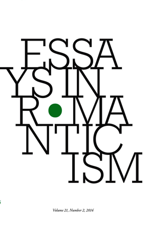 Essays in Romanticism, Volume 21.2 2014