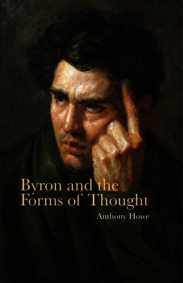 Byron and the Forms of Thought