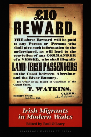 Irish Migrants in Modern Wales