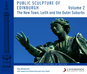 Public Sculpture of Edinburgh (Volume 2)