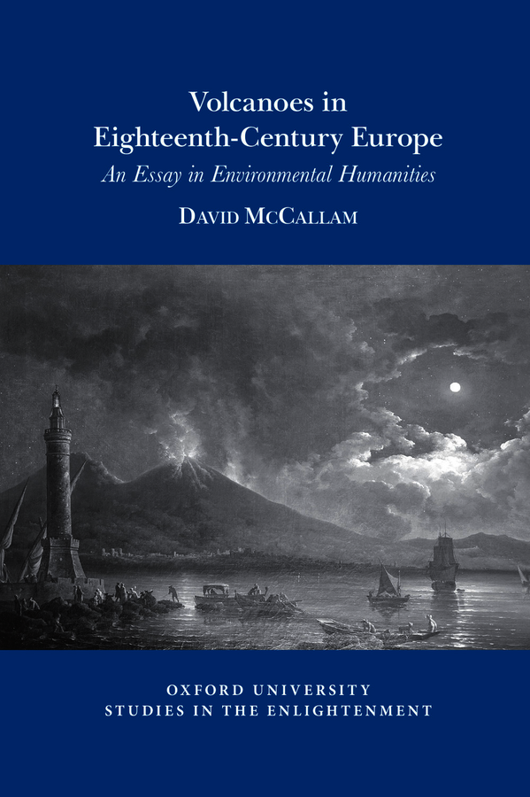 Volcanoes in Eighteenth-Century Europe