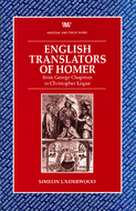 English Translators of Homer